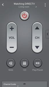 Galaxy S4 télécommande TV