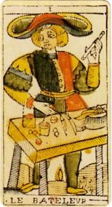 Tarot de Marseille - taromancie